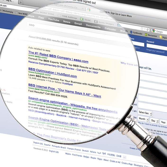 Integrating Social Media & SEO Efforts For Enhanced Search Engine Results