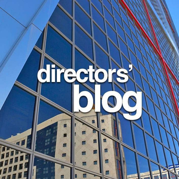 Directors' Blog