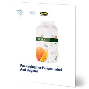 Packaging for Private Label and Beyond
