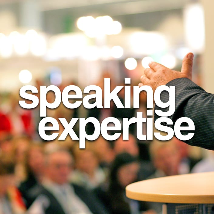 Speaking Expertise