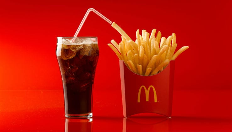 promotion tools mcdonald Sales promotion in hotels:a british perspective  term tactical marketing tools which are used to achieve specific marketing objectives during a defined time.