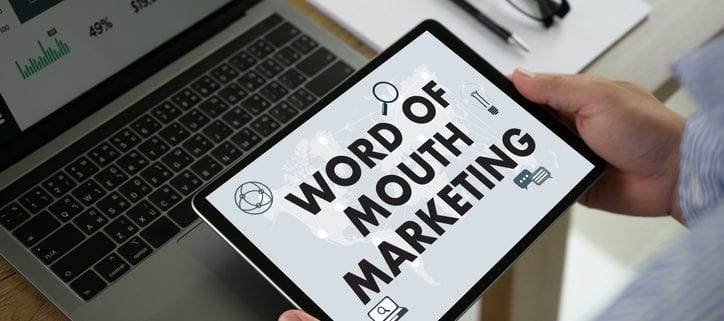word of mouth marketing1